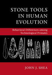 Stone Tools in Human Evolution By John J. Shea