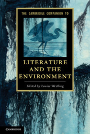 The Cambridge Companion to Literature and the Environment By Louise Westling