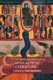 The Cambridge Companion to Apocalyptic Literature edited by Colin McAllister