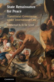 State Renaissance for Peace by Emmanuel H. D. De Groof