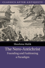 The Nero-Antichrist by Shushma Malik