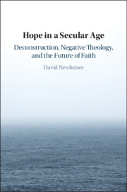 Hope in a Secular Age by David Newheiser