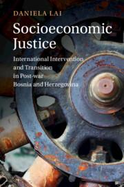 Socioeconomic Justice by Daniela Lai