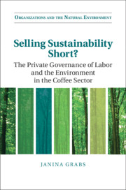 Selling Sustainability Short? by Janina Grabs