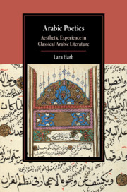 Arabic Poetics by Lara Harb
