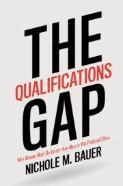 The Qualifications Gap by Nichole M. Bauer