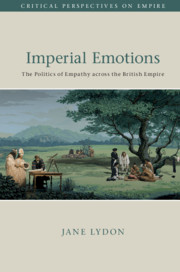 Imperial Emotions By Jane Lydon
