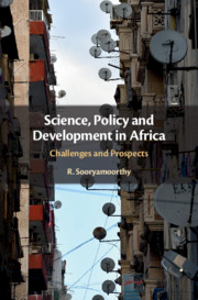 Science, Policy and Development in Africa by R. Sooryamoorthy