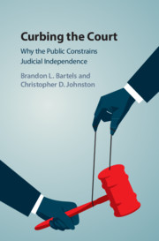 Curbing the Court by Brandon L. Bartels and Christopher D. Johnston