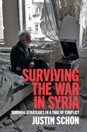Surviving the War in Syria by Justin Schon