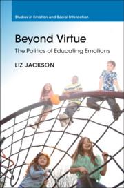 Beyond Virtue by Liz Jackson