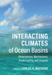 Interacting Climates of Ocean Basins edited by Carlos R. Mechoso