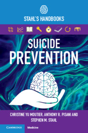 Suicide Prevention by Christine Moutier, Anthony Pisani and Stephen Stahl