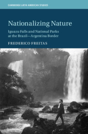 Nationalizing Nature By Frederico Freitas