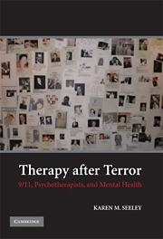 Therapy After Terror