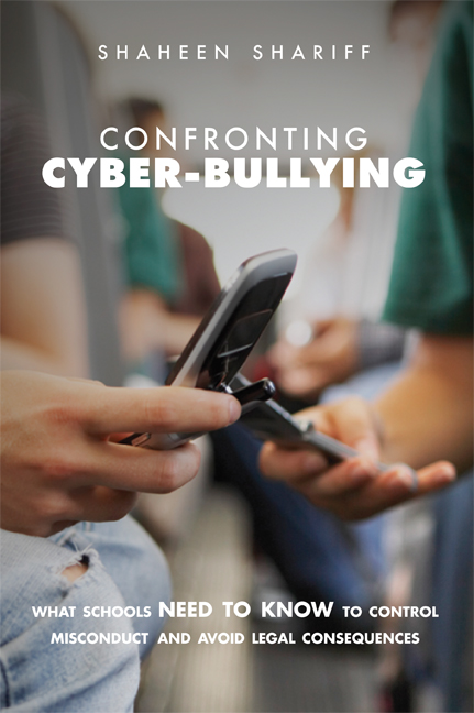 Confronting Cyber Bullying