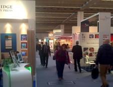 Cambridge University Press stand at Frankfurt Book Fair 2013