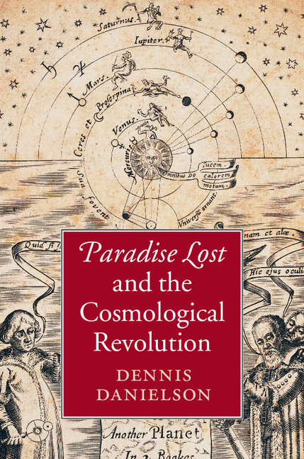 Paradise Lost and the Comological Revolution cover