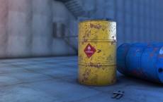 Oil Barrels. Photo: Remco van der meer via Creative Commons.
