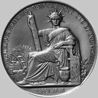 Marianne - goddess of liberty