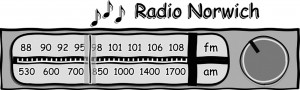 From A Fortunate Universe, Radio