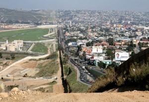 Border Mexico / USA