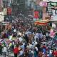 Wikicommons, Street in Kathmandu photo: Pavel Novak