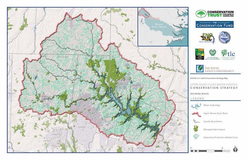 The Upper Neuse Clean Water Initiative in North Carolina