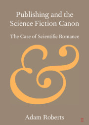 Publishing the science fiction canon