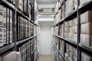 Gone are the days of primary sources and answers manually found in archives. Photo by Samuel Zeller.