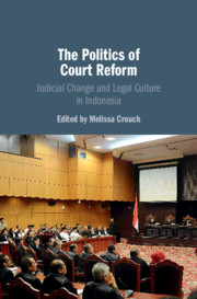 The Politics of Court Reform by Melissa Crouch