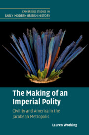 The Making of an Imperial Polity by Lauren Working