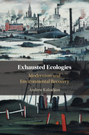 Exhausted Ecologies by Andrew Kalaidjian