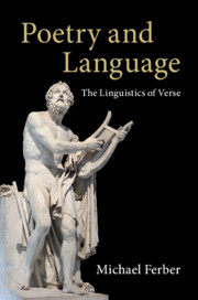 Poetry and Language by Michael Ferber