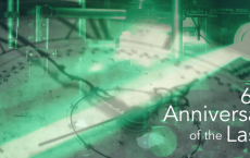 A Brief History of Lasers - 60th anniversary of the laser