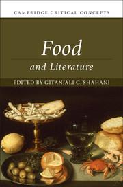 Food and Literature By Gitanjali G. Shahani