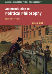 An Introduction to Political Philosophy, 2nd Edition by Colin Bird