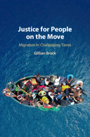 Justice for People on the Move By Gillian Brock