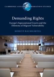 Demanding Rights by Moritz Baumgärtel