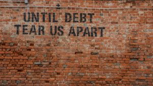 Until Debt Tear Us Apart image