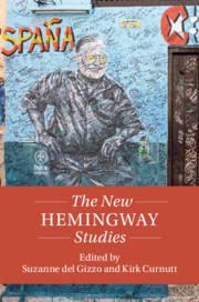The New Hemingway Studies edited by Suzanne del Gizzo and Kirk Curnutt