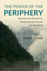 The Power of the Periphery by Peder Anker