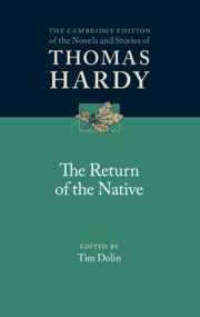 The Return of the Native edited by Tim Dolin