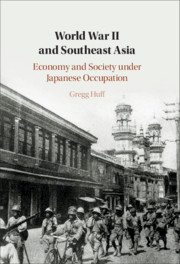 World War II and Southeast Asia By Gregg Huff