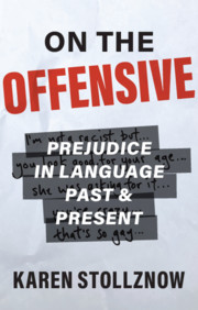 On the Offensive by Karen Stollznow