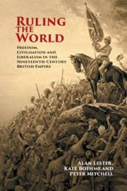 Ruling the World By Alan Lester, Kate Boehme and Peter Mitchell