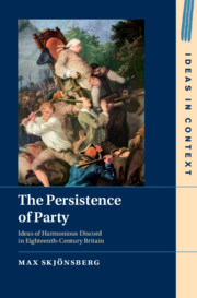 The Persistence of Party by Max Skjönsberg