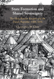 State Formation and Shared Sovereignty by Christopher W. Close