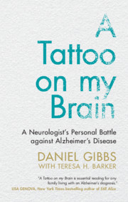 A Tattoo on my Brain by Daniel Gibbs